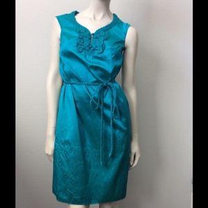 Calypso Turquoise Sister Tunic Dress